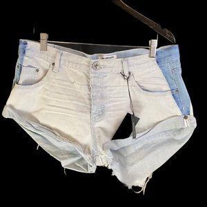One Teaspoon Bandit Jean shorts